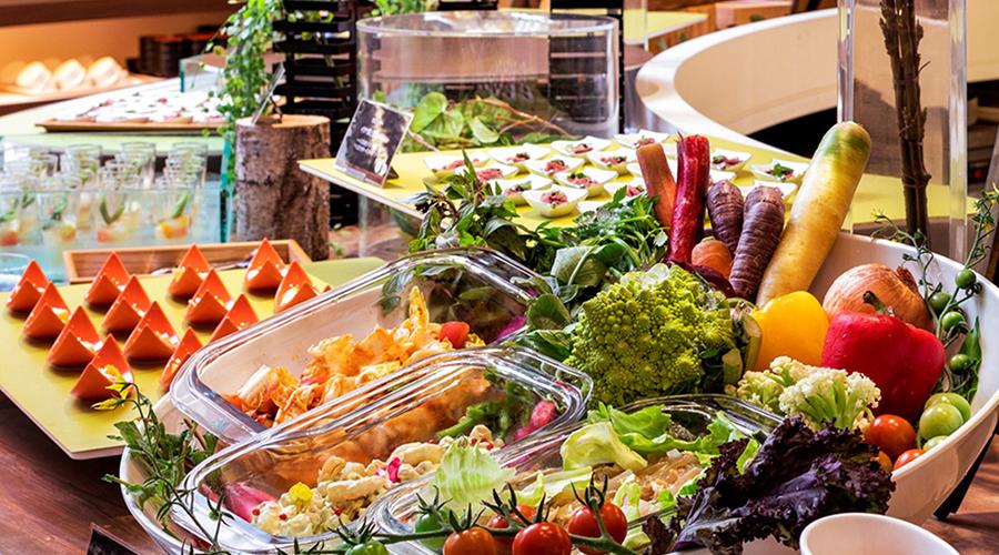 Buffet Restaurant SESERAGI