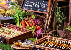 エンタメ&ライブレストラン「せせらぎ」 食材 写真