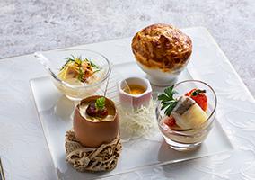 北海道フレンチ&イタリアン「ZEN」 お料理 写真